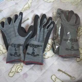 建築 ゴム手袋 Lサイズ(日用品/生活雑貨)