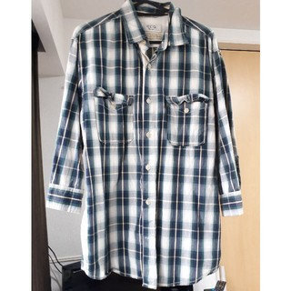 ikka - チェックシャツ
