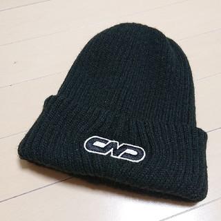 Candy Stripper - キャンディストリッパー ニット帽  ブラック フリーサイズ