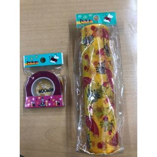 ガッケン(学研)のムーミン ファンテープ 150mm&15mm ミーとミムラセットで(テープ/マスキングテープ)