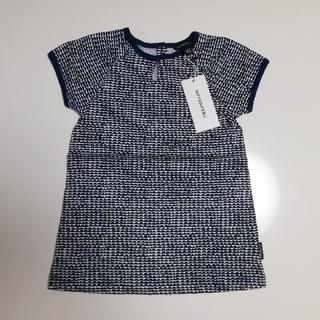 marimekko - 新品 marimekko半袖Tシャツ 4Yマリメッコ パパヨ