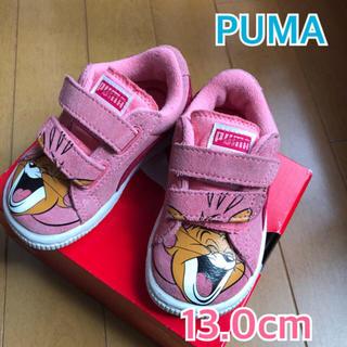 プーマ(PUMA)の★ PUMA ★ プーマ スニーカー / トム&ジェリー / ピンク(スニーカー)