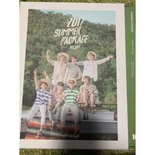 ボウダンショウネンダン(防弾少年団(BTS))の2017 BTS SUMMER PACKAGE VOL.3 BTSサマパケ(K-POP/アジア)
