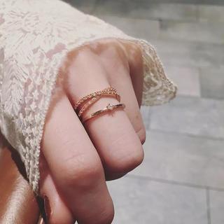 アガット(agete)のラスト一点♡上品なリング(リング(指輪))