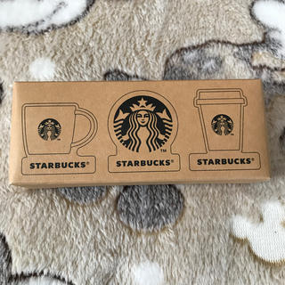 Starbucks Coffee - スターバックス福袋2020 クリップ3個セット