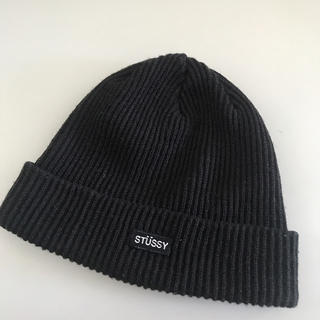 STUSSY - stussyニット帽