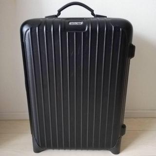 RIMOWA - リモワ 黒 スーツケース 機内持ち込み可能!TSAロック付き!