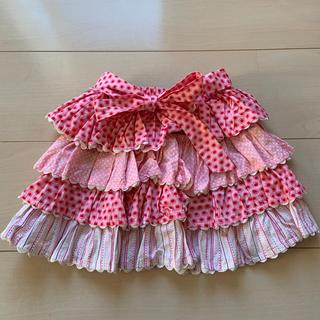 ウーヴィーベビー(Oobi BABY)のウーヴィーベビー スカート 2/3Y 90〜100(スカート)