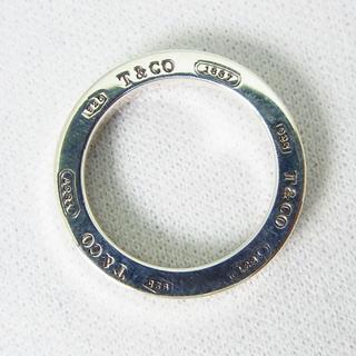ティファニー(Tiffany & Co.)のティファニー 925 ナロー 1837 リング 2号[g171-4](リング(指輪))