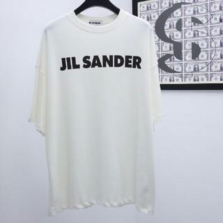 Jil Sander - JIL SANDER 20SS LOGO  Tシャツ S