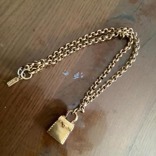 サルヴァトーレフェラガモ(Salvatore Ferragamo)のフェラガモ バッグチャーム ネックレス(ネックレス)