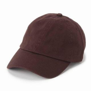 ドゥーズィエムクラス(DEUXIEME CLASSE)の【タグ付き新品】BAYSIDE UNSTRUCTURED CAP(キャップ)