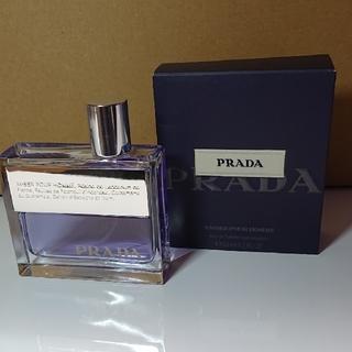 プラダ(PRADA)のPRADA 香水 プラダマン オーデトワレ  50ml(香水(男性用))