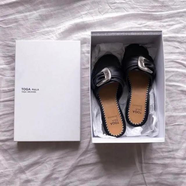 TOGA(トーガ)のTOGAのサンダル レディースの靴/シューズ(サンダル)の商品写真
