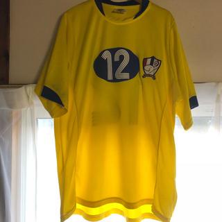 ジョンローレンスサリバン(JOHN LAWRENCE SULLIVAN)のサッカー タイ代表 ゾウ ベトナム tシャツ ゲームシャツ レア(Tシャツ/カットソー(半袖/袖なし))