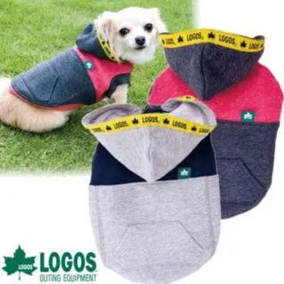 ロゴス(LOGOS)の最終値下げ LOGOS パーカー(犬)