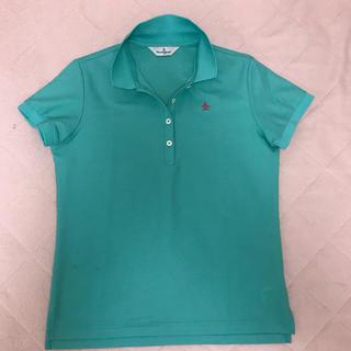 マンシングウェア(Munsingwear)のマンシンクレディースゴルフポロシャツ(ゴルフ)