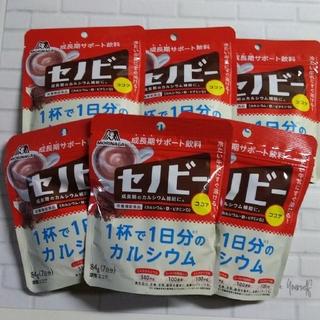モリナガセイカ(森永製菓)のセノビー84g(7日分)6袋(その他)