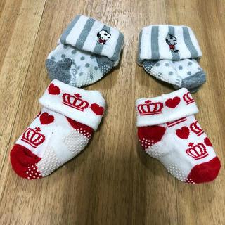ベビードール(BABYDOLL)の新生児セット(靴下/タイツ)