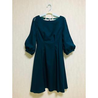 オルベネ(ORBENE)のpin'x ドレス(ミディアムドレス)