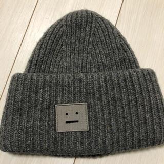 アクネ(ACNE)のacne ビーニー ニット帽(ニット帽/ビーニー)