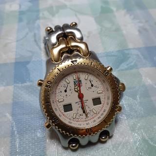タグホイヤー(TAG Heuer)のcrossroad様専用【ジャンク】タグ ホイヤー セナ モデル 部品取り用(腕時計(デジタル))