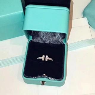 ティファニー(Tiffany & Co.)の大人気 ティファニー リング シルバー プレゼント(リング(指輪))
