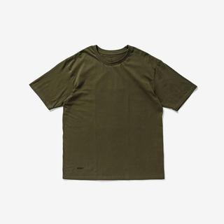 Wtaps Skivvies Tシャツ Olive 2019ss 1枚