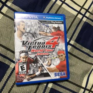 プレイステーションヴィータ(PlayStation Vita)のVirtua Tennis 4 (PS Vita) by SEGA(携帯用ゲームソフト)