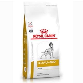 ROYAL CANIN - ロイヤルカナン 食事療法食  犬用 ユリナリーS/O ライト ドライ 8kg