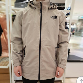 THE NORTH FACE - THE NORTH FACE JACKET スティンソンジャケット ベージュ
