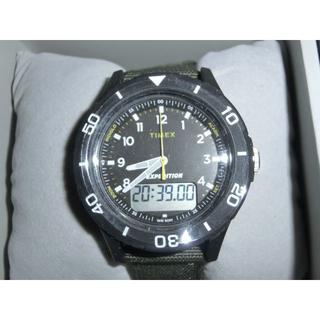 タイメックス(TIMEX)のTIMEX タイメックス カトマイコンボ グリーン TW4B16600(腕時計(アナログ))