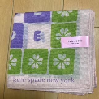 ケイトスペードニューヨーク ハンカチ スカーフ バンダナ