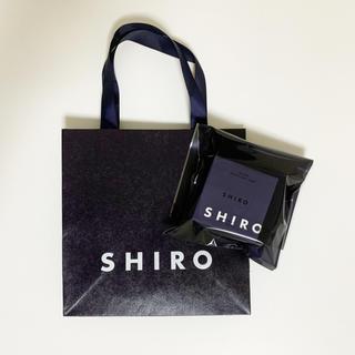シロ(shiro)のSHIRO スキンケアソープ SAKEKASU 酒かす石鹸(ボディソープ/石鹸)