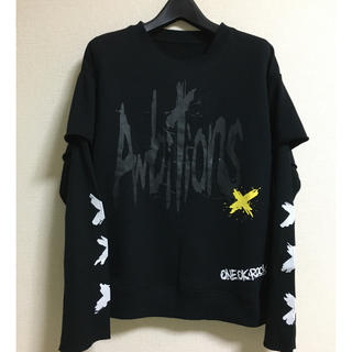 ONE OK ROCK - [ONE OK ROCK]レイヤードトップス