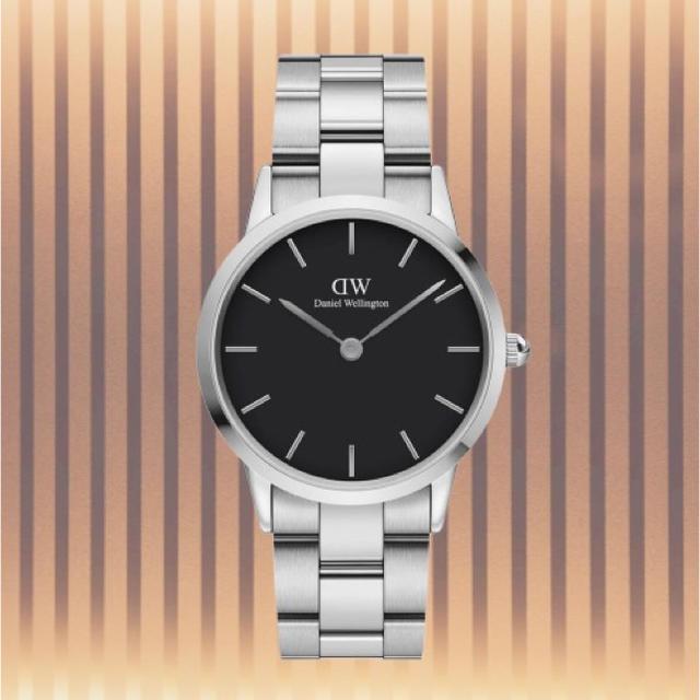 チュードル コピー 品 - Daniel Wellington - 安心保証付!最新作【36㎜】ダニエル ウェリントン腕時計 Iconic Linkの通販
