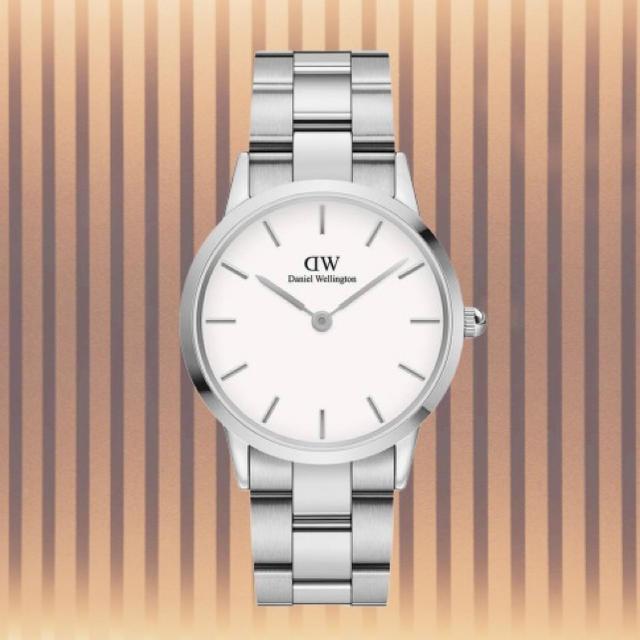 ロジェデュブイ コピー 芸能人も大注目 、 Daniel Wellington - 安心保証付!最新作【36㎜】ダニエル ウェリントン腕時計 Iconic Linkの通販