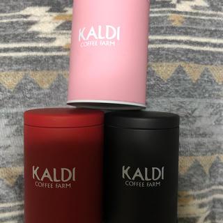 カルディ(KALDI)のカルディ缶(容器)