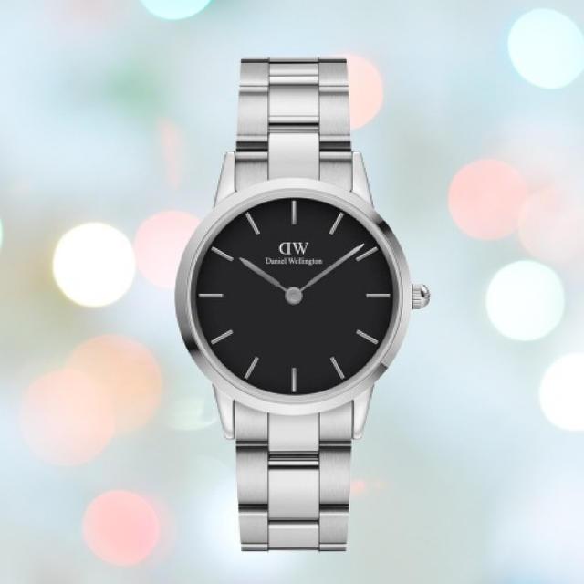 時計 2016 、 Daniel Wellington - 安心保証付!最新作【32㎜】ダニエル ウェリントン腕時計 Iconic Linkの通販