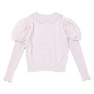 ロディスポット(LODISPOTTO)のmille fille closet Sugerプリンセスハイネックニット 新品(ニット/セーター)