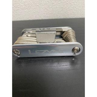 シマノ(SHIMANO)のLEZYNE BLOX23 マルチツール(工具/メンテナンス)