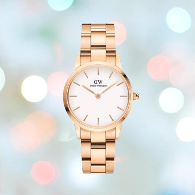 ロジェデュブイ コピー 海外通販 | Daniel Wellington - 安心保証付!最新作【32㎜】ダニエル ウェリントン腕時計 Iconic Linkの通販