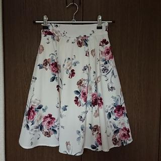 エブリン(evelyn)のAnmilleスカート(ひざ丈スカート)