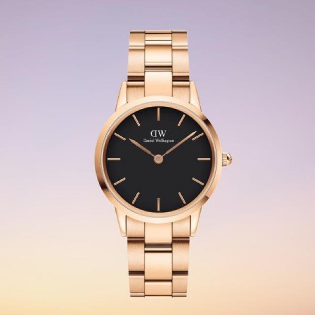 時計 ロレックス 6263 | Daniel Wellington - 安心保証付!最新作【28㎜】ダニエル ウェリントン腕時計 Iconic Linkの通販