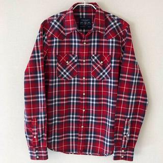 American Eagle - アメリカンイーグル☆チェックシャツ XS