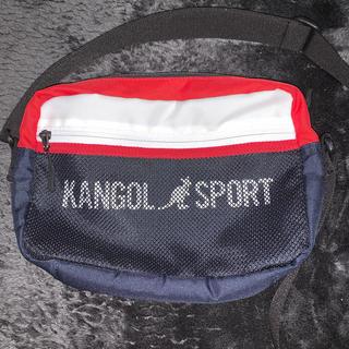 カンゴール(KANGOL)のKANGOL ショルダーバッグ(ショルダーバッグ)