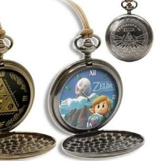 タイトー(TAITO)の懐中時計 ゼルダの伝説 夢をみる島(腕時計)