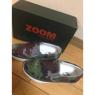 ズーム(Zoom)のzoom peep  スニーカー(スニーカー)