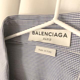 Balenciaga - 本日限定価額BALENCIAGAメンズシャツ