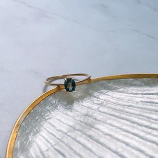 ロンドンブルートパーズリング(リング(指輪))